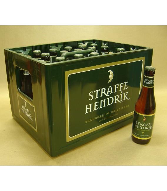 Brugse Straffe Hendrik Triple 9% Full crate 24 x 33 cl
