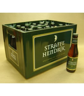 Straffe Hendrik Triple 9% full crate 24 x 33 cl