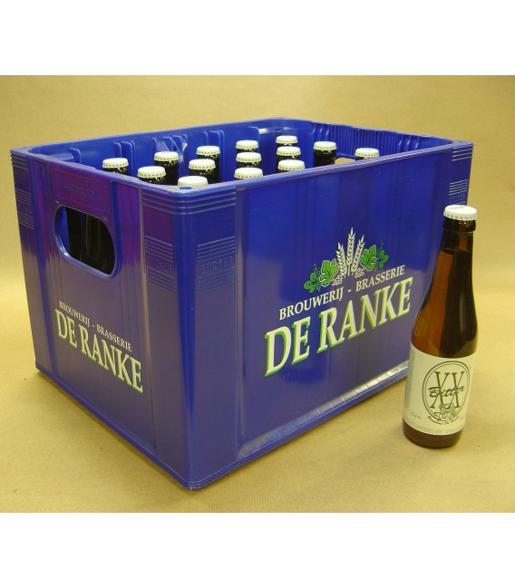 De Ranke XX Bitter full crate 24 x 33  cl