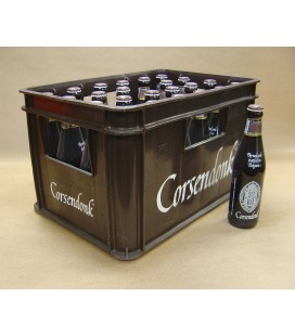 Corsendonk Pater-Dubbel full crate 24 x 33 cl