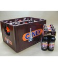 Ciney Brune Full crate 24 X 33 cl