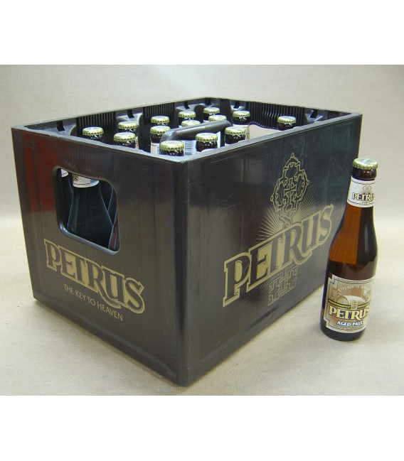 Petrus Aged Pale Grand Reserve full crate 24 x 33 cl