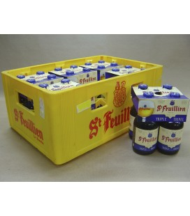 St Feuillien Triple Full crate 24 x 33 cl