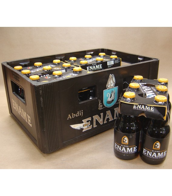 Ename Blond Full crate 24 x 33 cl