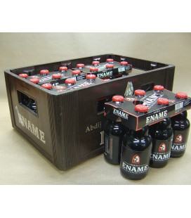 Ename Dubbel full crate 24 x 33 cl
