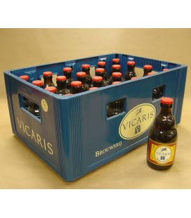 Vicaris Tripel-Gueuze Full crate 24 x 33 cl