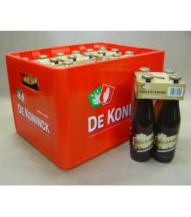 De Koninck Tripel d'Anvers full crate 24 x 33 cl