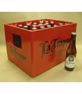 La Trappe Witte Trappist full crate 24 x 33 cl