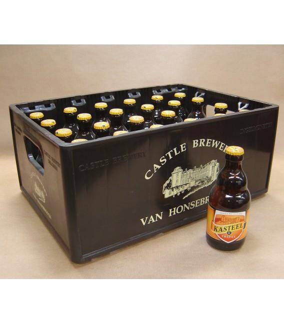 Kasteelbier Tripel 11% Full crate