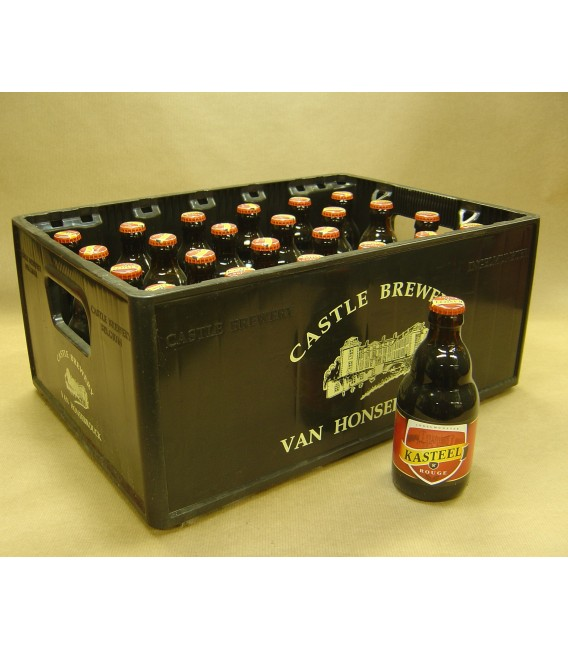 Kasteelbier Rouge Full crate 24 x 33 cl