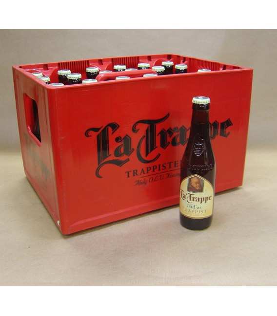 La Trappe Isid'or Full crate 24 x 33 cl