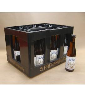 Scheldebrouwerij Witheer Full crate 24 x 33 cl