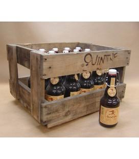 Quintine Ambrée Full crate 24 x 33 cl