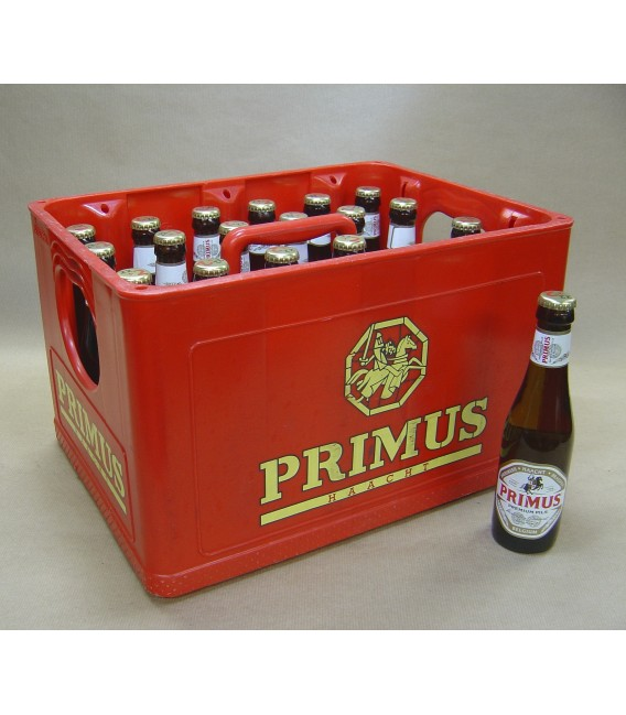 Haacht Primus Full crate 24 x 33 cl