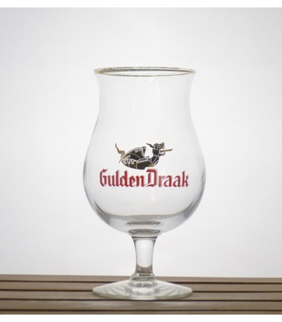 Gulden Draak Glass 33 cl