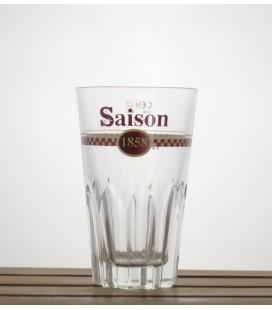 Saison 1858 Glass