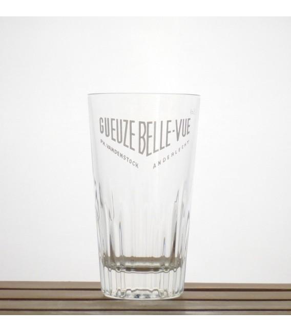"""Belle-Vue Gueuze """"Vandenstock"""" vintage glass 25 cl"""