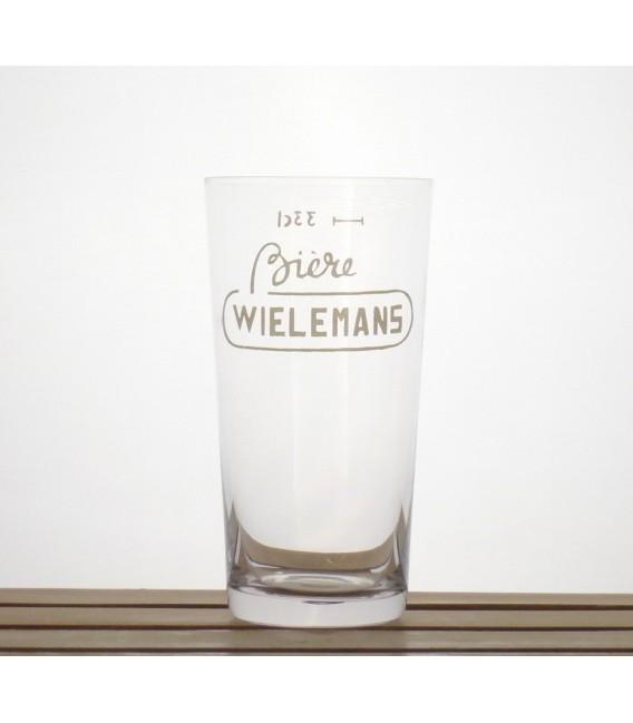 Biere Wielemans Glass 33 cl (retired)