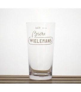 Bière Wielemans Glass (vintage) 33 cl