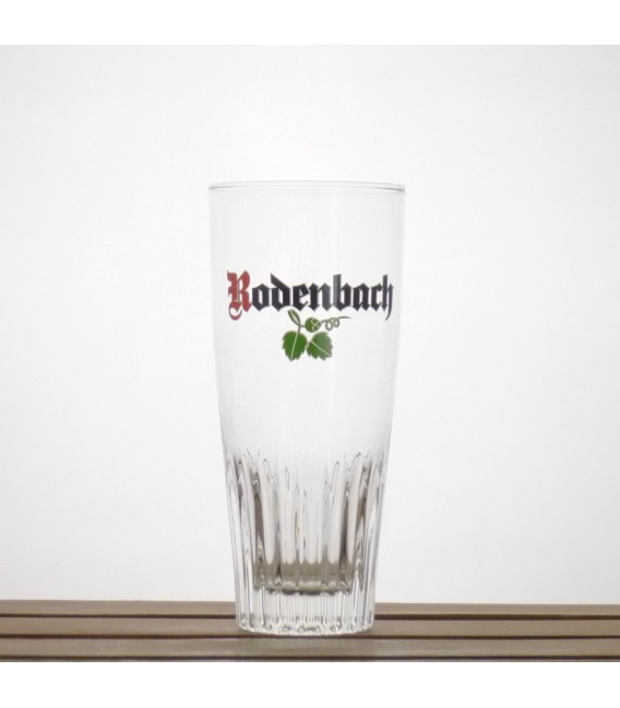 Rodenbach Ribbed Glass 25 cl