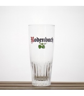 Rodenbach (ribbed) Glass 25 cl