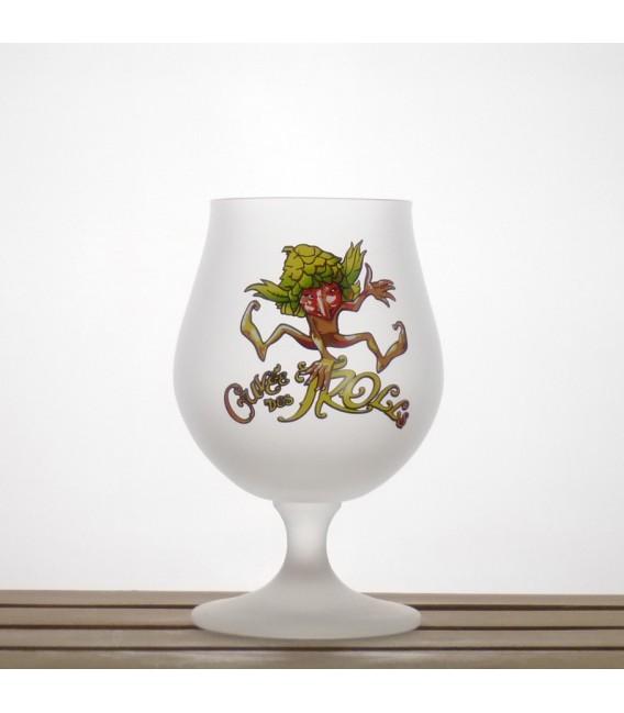 Cuvee des Trolls Glass 25 cl
