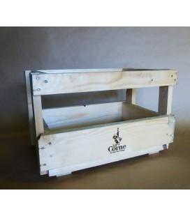 La Corne Wooden crate