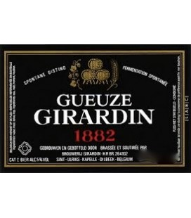 Girardin Gueuze Black Label 2013 Volume pack 0.75 L