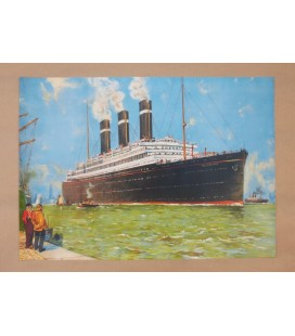 Red Star Line Poster N° 5