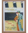 Red Star Line Poster N° 10
