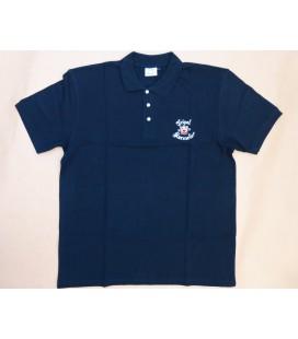 Karmeliet T-Poloshirt short sleeve Black size L