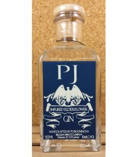 PJ Infused Elderflower Gin 50 cl