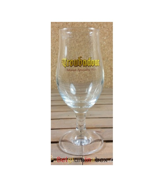 Troubadour Glass 15 cl
