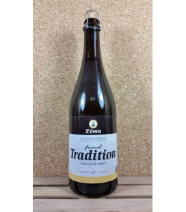 St. Louis Gueuze Fond Tradition 75 cl