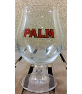 Palm Red Logo Glass 33 cl