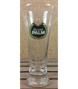 Palm (dark-green) Flute-Glass 25 cl