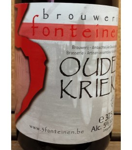 3 fonteinen Oude Kriek 2015 Volume Pack 37.5 cl