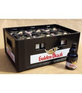 Gulden Draak 9000 full crate 24 x 33 cl