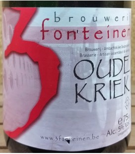 3 Fonteinen Oude Kriek Volume Pack 75 cl