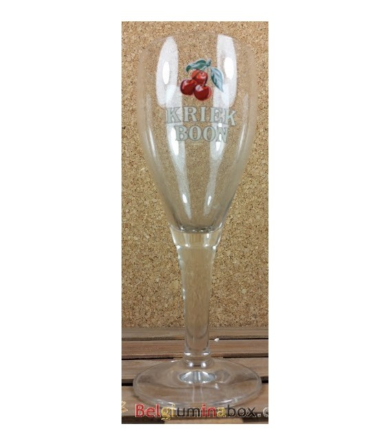 Boon 'Kriek Boon' Tulip Glass on stem 25 cl