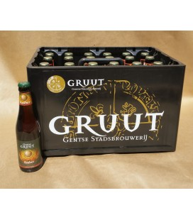 Gruut Amber full crate 24x33cl
