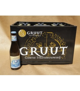 Gruut Wit Full Crate 24x33cl