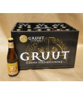 Gruut Blond full crate 24 x 33 cl