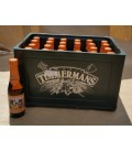 Timmermans Pêche Lambicus full crate 24 x 25 cl