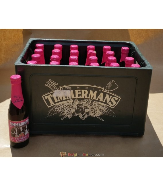 Timmermans Framboise Lambicus Full Crate 24x25cl