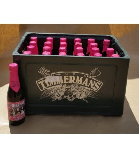 Timmermans Framboise Lambicus full crate 24 x 25 cl