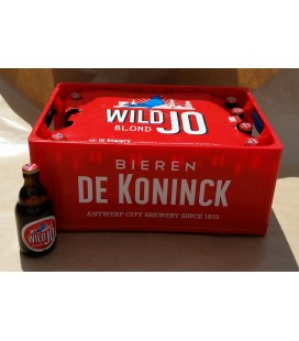 De Koninck Wild Jo full crate 24 x 33 cl