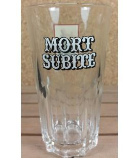 """Mort Subite Vintage Geuze Glass """"Lumber Jack"""" 33 cl"""