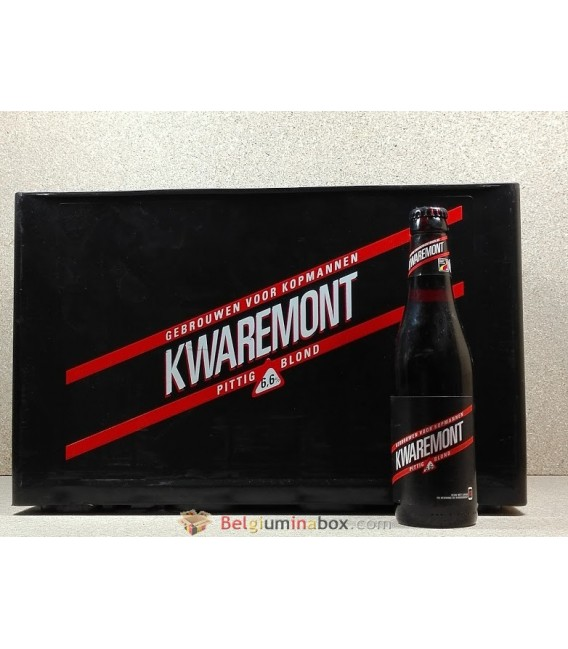 Kwaremont Full Crate 24 x 33 cl