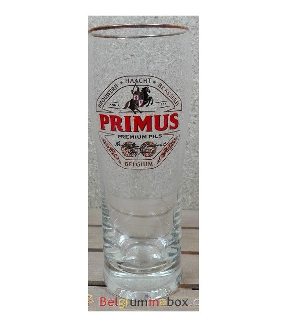 Haacht Primus Pilsner Glass ( Style Nr 3 ) 25 cl